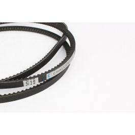 Cogged Raw Edge Belt 10N SPZX - 1412 CL