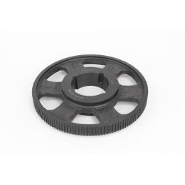HTD Taper Bore Pulley 5mm Pitch, 15mm Wide Belt - 136-5M-15 (2012)