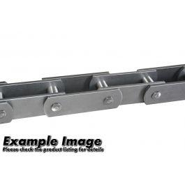 M112-B-080 Metric Conveyor Chain - 64p incl CL (5.12m)