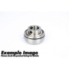 Triple Seal Bearing Insert with Set Screws (Normal Duty) - UC202