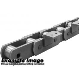 M112-B-080 Metric Conveyor Chain With A or K Attachment - 64p incl CL (5.12m)