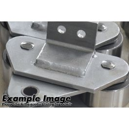 FVT090-C-125 Metric Deep Link Conveyor Chain - 40p incl CL (5.00m)