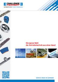 Challenge Feickert Corporate Brochure