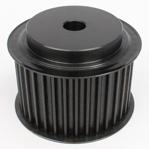 HTD PULLEYS - PILOT BORE