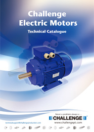 Electric Motor Product Brochure