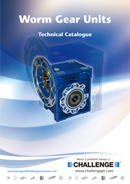 Worm Gear Units Product Brochure