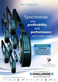 Synchronus Timing Belt Product Flyer