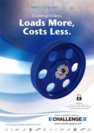 Pulleys Product Flyer