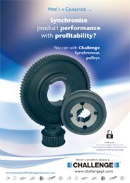 Timing Pulley Product Flyer