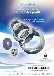 Weldable Hub Product Flyer