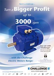 Motors Product Flyer