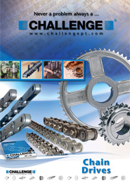 Chain Drives Wall Poster