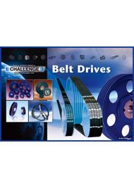 Belt Drives Wall Poster