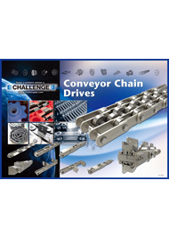 Conveyor Chain Drives Wall Poster