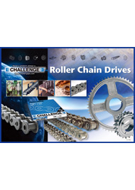 Roller Chain Drives Wall Poster