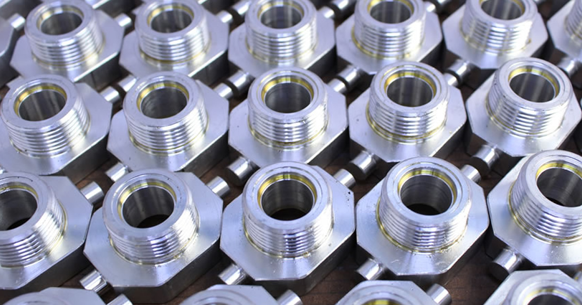 Special Projects: Valve Housings for German OEM