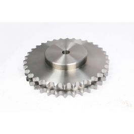 Duplex Pilot Bored Steel Sprocket - BS 16B x 034