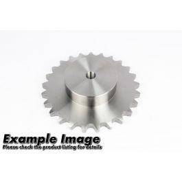 Simplex Pilot Bored Steel Sprocket - BS 20B x 038
