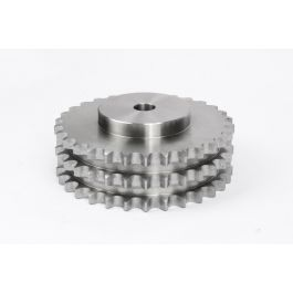 Triplex Pilot Bored Steel Sprocket - BS 20B x 035