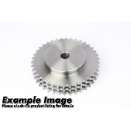 Triplex Pilot Bored Steel Sprocket - BS 24B x 025