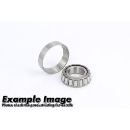 Metric Taper Roller Bearing 33206
