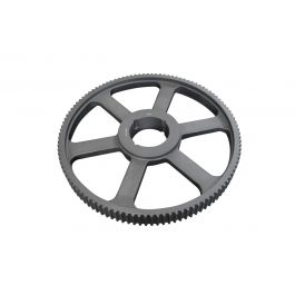 HTD Taper Bore Pulley 14mm Pitch, 40mm Wide Belt - 112-14M-40 (3020)