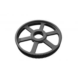 HTD Taper Bore Pulley 14mm Pitch, 55mm Wide Belt - 112-14M-55 (3020)