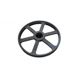 HTD Taper Bore Pulley 14mm Pitch, 55mm Wide Belt - 144-14M-55 (3020)