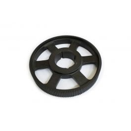 HTD Taper Bore Pulley 8mm Pitch, 50mm Wide Belt - 144-8M-50 (3020)