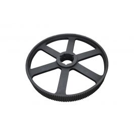 HTD Taper Bore Pulley 14mm Pitch, 85mm Wide Belt - 168-14M-85 (3535)