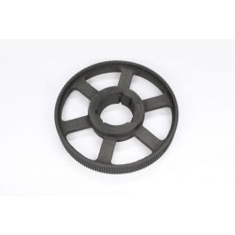 HTD Taper Bore Pulley 8mm Pitch, 50mm Wide Belt - 168-8M-50 (3525)