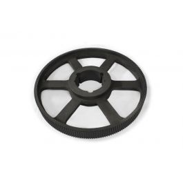 HTD Taper Bore Pulley 8mm Pitch, 50mm Wide Belt - 192-8M-50 (3525)