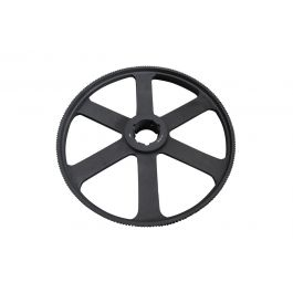 HTD Taper Bore Pulley 14mm Pitch, 85mm Wide Belt - 216-14M-85 (4040)
