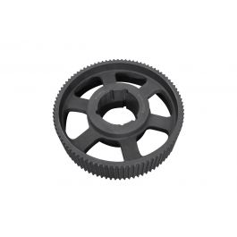 HTD Taper Bore Pulley 14mm Pitch, 85mm Wide Belt - 90-14M-85 (3535)