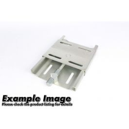 Rapid Fit Slide Motor Mount type 490 (from cold rolled steel plate)
