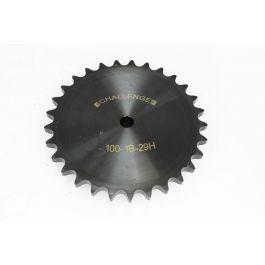 Simplex Pilot Bored Steel Sprocket ASA 100 x 29 - hardened teeth