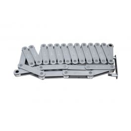 "6"" 15000lbs Conveyor Chain Type C (Z100) - 34p incl CL (5.18m)"