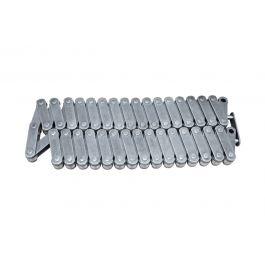 "3"" 7500lbs Conveyor Chain Type C (Z40) - 66p incl CL (5.03m)"