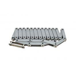 "6"" 12000lbs Conveyor Chain Type C (ZC60) - 34p incl CL (5.18m)"