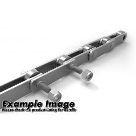 "POM Palm Oil Conveyor Chain Chain Basic 6"" 75000lbs  (Z300)  -  20p incl CL (10ft)"