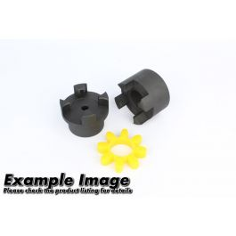RPX Coupling Half Body 28-H Taper Bored (Steel) (1108)