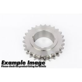 Steel Taper Bored Duplex Sprocket To Suit 08B Chain 42-22 (1610)