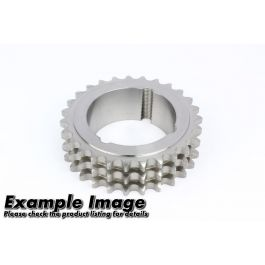 Steel Taper Bored Triplex Sprocket To Suit 08B Chain 43-76 (2517)