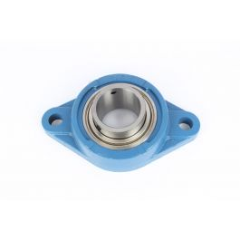 Triple Seal 2 bolt Flange Bearing Unit (Normal Duty) - UCFL206