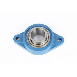 Triple Seal 2 bolt Flange Bearing Unit (Normal Duty) - UCFL211