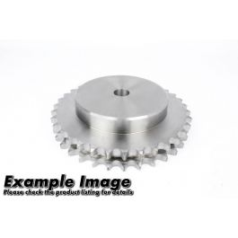 Duplex Pilot Bored Steel Sprocket - BS 24B x 037
