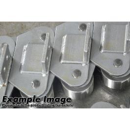 ME040-C-080 Deep Link Metric Conveyor Chain - 64p incl CL (5.12m)