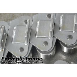 ME040-D-080 Deep Link Metric Conveyor Chain - 64p incl CL (5.12m)
