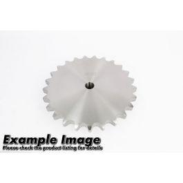 BS Pilot Bore Simplex Plate Wheel 08B-72