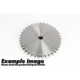 BS Pilot Bore Duplex Plate Wheel 08B-36